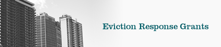 Eviction Response Grants